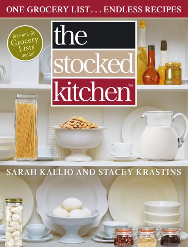 cover of The Stocked Kitchen by Sarah Kallio and Stacey Krastins