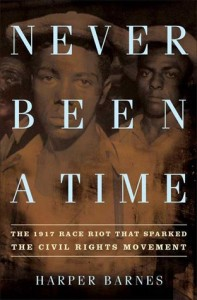 cover of Never Been a Time by Harper Barnes