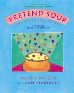 cover of Pretend Soup by Mollie Katzen