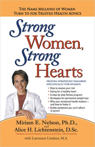 cover of Strong Women, Strong Hearts by Miriam Nelson and Alice Lichtenstein