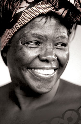 wangari maathai book review