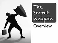 The Secret Weapon and GTD