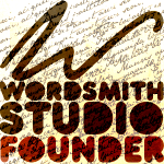 Wordsmith Studio Founder badge