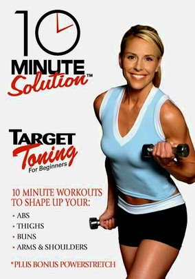 10 Minute Solution: Target Toning for Beginners