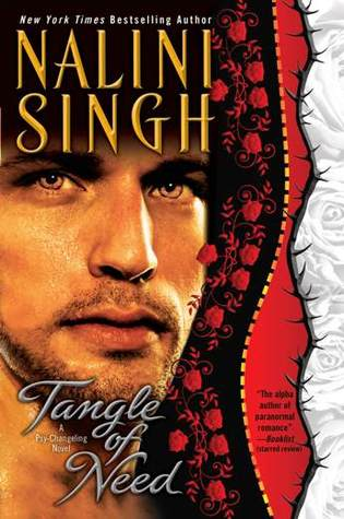 cover of Tangle of Need by Nalini Singh