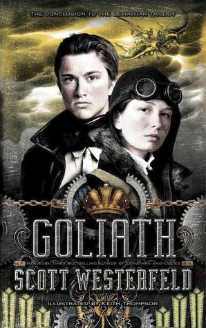 cover of Goliath by Scott Westerfeld