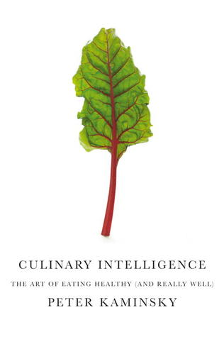 cover of Culinary Intelligence by Peter Kaminsky