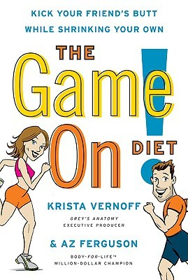cover of The Game On Diet by Krista Vernoff and Az Ferguson