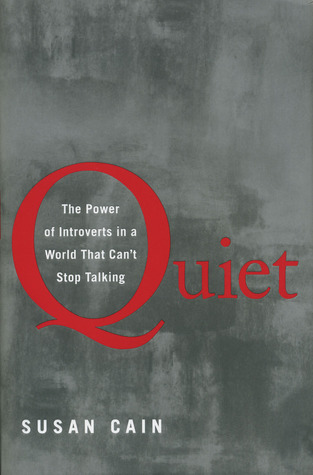 cover of Quiet by Susan Cain