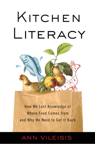 cover of Kitchen Literacy by Ann Vileisis