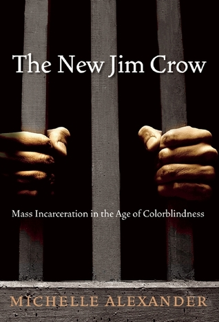 cover of The New Jim Crow by Michelle Alexander