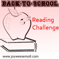 logo for the Back to School Reading Challenge