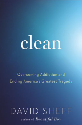 cover of Clean by David Sheff
