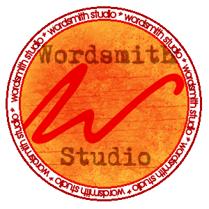 Circle with words, Wordsmith Studio