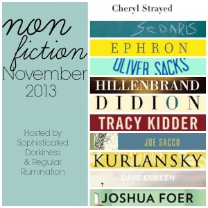 logo for Nonfiction November