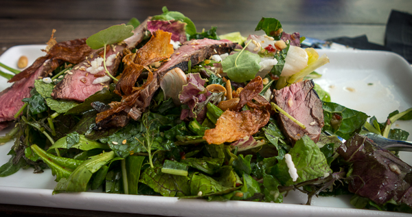 Here's my Vietnamese grilled beef salad–a lovely and unusual blend ...