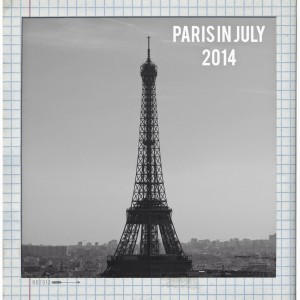Paris in July 2014