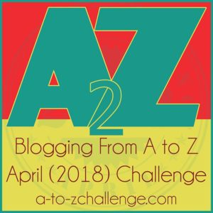 My A to Z Challenge Theme: The UK & Ireland